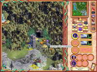 Heroes of Might & Magic, скриншот, 56KB