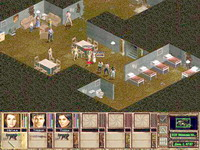 Jagged Alliance     скриншот, 139KB