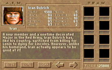 Jagged Alliance     скриншот, 73KB