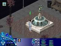 The Sims, скриншот, 82KB