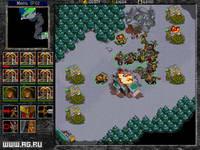 Warcraft, скриншот, 78KB
