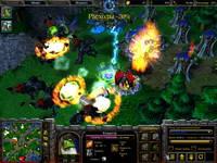 Warcraft, скриншот, 76KB