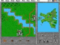 Warlords, скриншот, 110KB