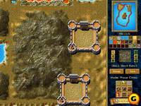 Warlords, скриншот, 105KB