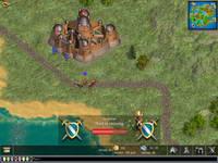 Warlords, скриншот, 111KB