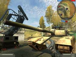 Battlefield 2, скриншот, 113KB