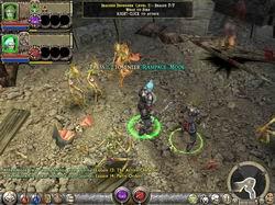 Dungeon Siege 2, скриншот, 135KB