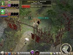 Dungeon Siege 2, скриншот, 129KB
