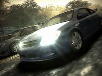 NFS: Most Wanted, скриншот, 84KB
