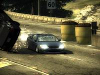 NFS: Most Wanted, скриншот, 113KB