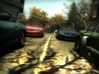 NFS: Most Wanted, скриншот, 114KB