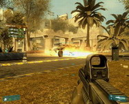 Tom Clancy's Ghost Recon: Advanced Warfighter   скриншот, 153KB