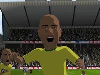 Sensible Soccer, скриншот, 88KB