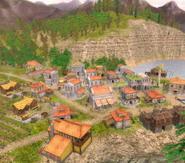Glory of the Roman Empire     скриншот, 146KB