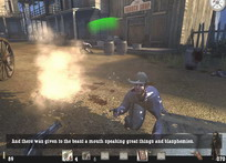 Call of Juarez     скриншот, 145KB