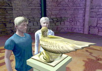 Broken Sword 4: The Angel of Death     скриншот, 142KB