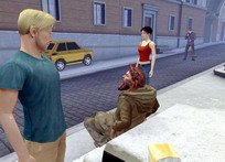 Broken Sword 4: The Angel of Death     скриншот, 131KB