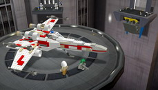 LEGO Star Wars II: The Original Trilogy     скриншот, 96KB
