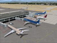 Microsoft Flight Simulator X     скриншот, 139KB