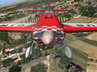 Microsoft Flight Simulator X     скриншот, 151KB