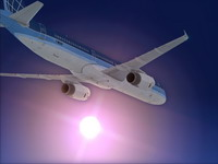 Microsoft Flight Simulator X     скриншот, 92KB