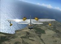Microsoft Flight Simulator X     скриншот, 145KB