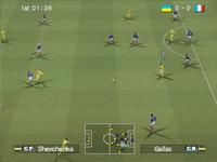 Pro Evolution Soccer 6     скриншот, 145KB