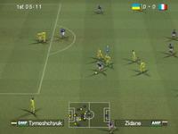 Pro Evolution Soccer 6     скриншот, 133KB