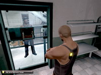 Tom Clancy's Splinter Cell: Double Agent     скриншот, 131KB