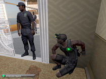 Tom Clancy's Splinter Cell: Double Agent     скриншот, 134KB