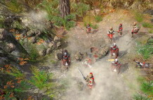 Войны древности: Спарта     скриншот, 148KB