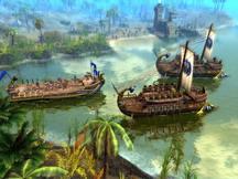 Войны древности: Спарта     скриншот, 149KB