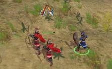 Войны древности: Спарта     скриншот, 144KB