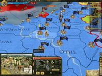 Europa Universalis III     скриншот, 146KB