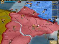 Europa Universalis III     скриншот, 147KB
