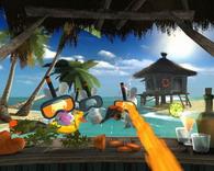 Rayman: Бешеные кролики     скриншот, 149KB