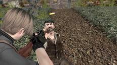 Resident Evil 4     скриншот, 142KB