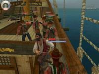 Корсары: возвращение легенды     скриншот, 147KB
