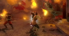 Jade Empire: Special Edition     скриншот, 130KB