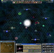 Space Empires V     скриншот, 148KB