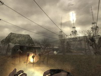 S.T.A.L.K.E.R.: Shadow of Chernobyl     скриншот, 146KB