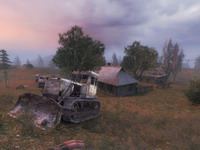 S.T.A.L.K.E.R.: Shadow of Chernobyl     скриншот, 149KB