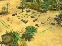 Великие битвы: битва за Тобрук     скриншот, 149KB
