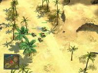 Великие битвы: битва за Тобрук     скриншот, 150KB
