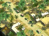 Великие битвы: битва за Тобрук     скриншот, 146KB