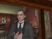 Шерлок Холмс 3: Секрет Ктулху     скриншот, 105KB