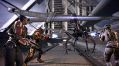 Mass Effect     скриншот, 150KB