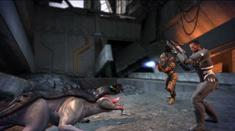Mass Effect     скриншот, 144KB