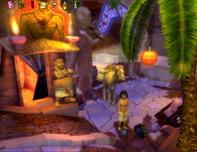Анк 2: принц Египта     скриншот, 150KB