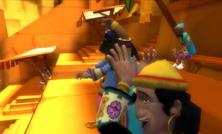Анк 2: принц Египта     скриншот, 97KB